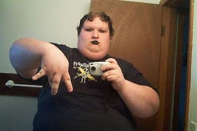 Fotos de Hombres gordos