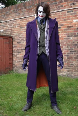 Disfraz de joker todo halloween - Disfraz joker casero ...