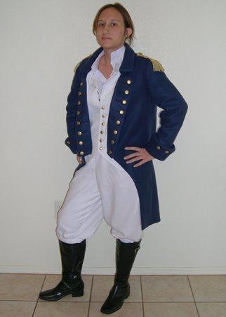 comandante Jack Aubrey