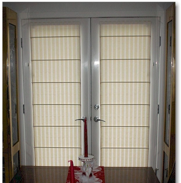 Ikea French Doors: Blinds For French Doors Blog: Venetian Blinds For French Doors