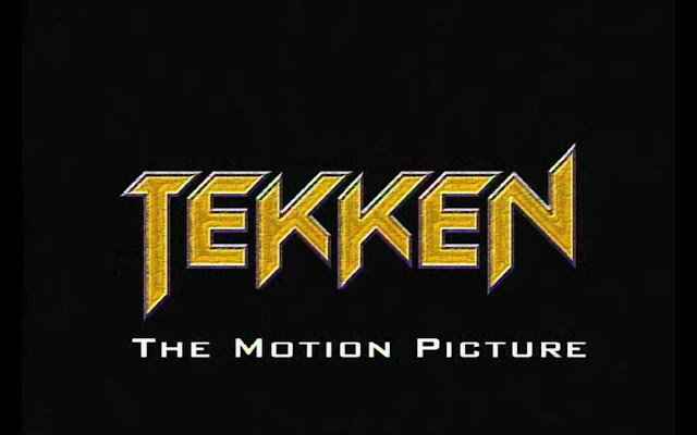 Things I Have Watched Tekken The Motion Picture 1997 Review