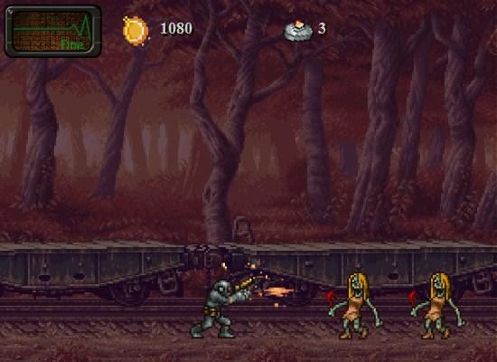 jogo Metal Slug The Zombies