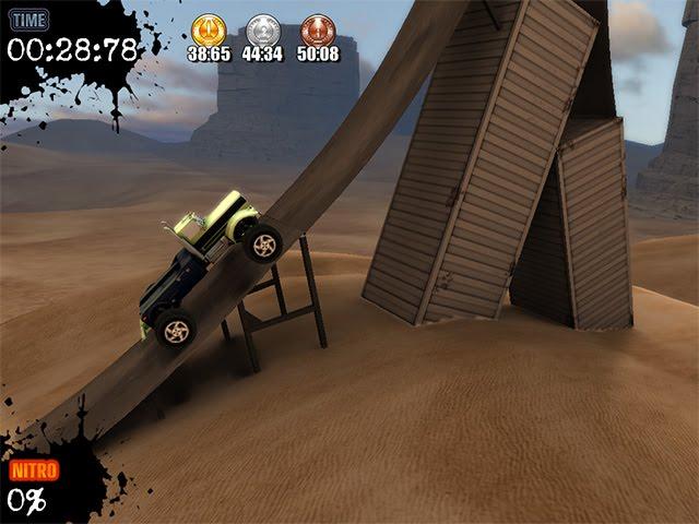 jogo gametop Monster Truck Challenge