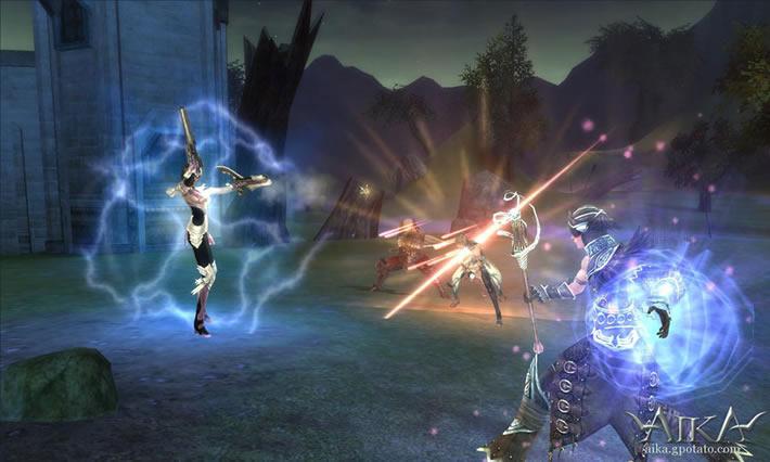 Aika Online jogos mmorpg games