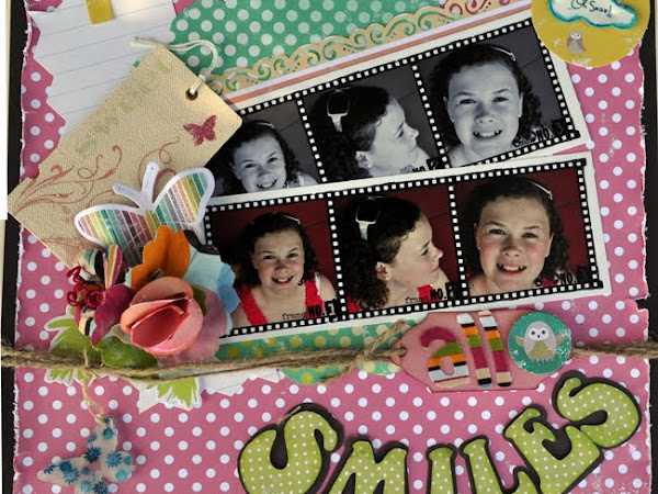 Making Memories Guest Design Layout...