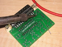 soldering electronic circuits
