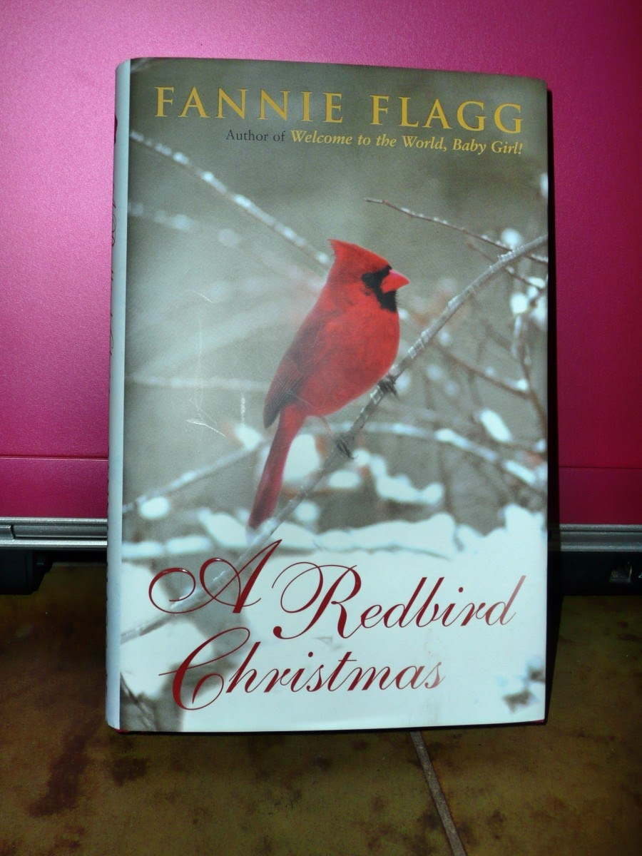 im joining mary the t her work of the poet blog for my first ruby tuesday party because i want to tell you all about a great book - A Redbird Christmas