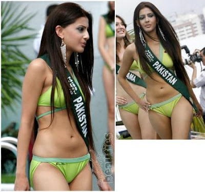 Congratulate, Bikini miss pakistan photo join. was