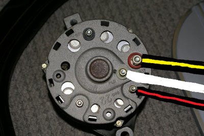 mustang alternator and charging system 1965 and 1966