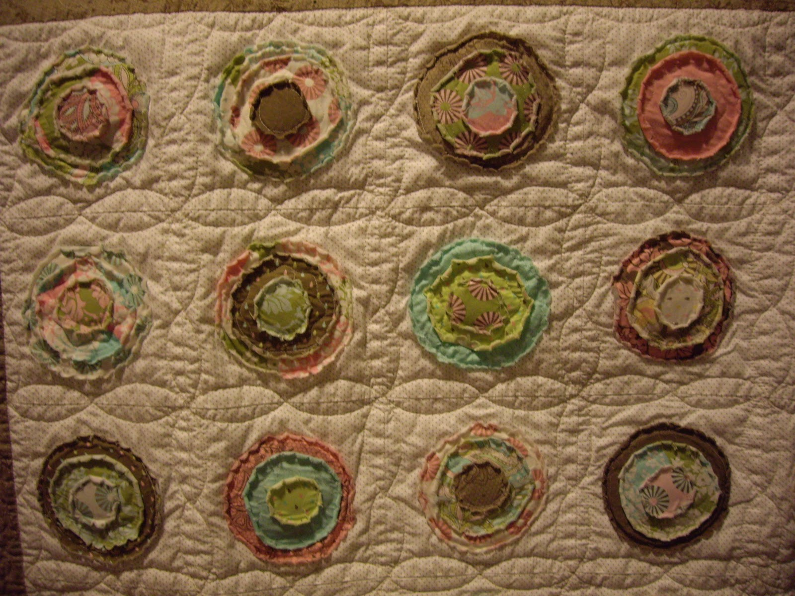 Circle Quilt Patterns  U2013 Free Patterns