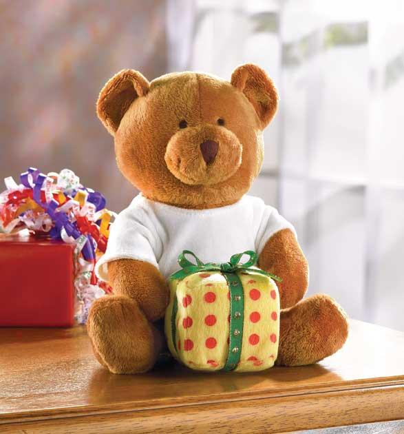 HappY BirthdaY SNEHU: Birthday Teddy Bear...!!