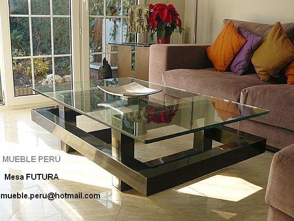 Muebles pegaso modernas mesas de centro - Disenos de mesas de centro para sala ...