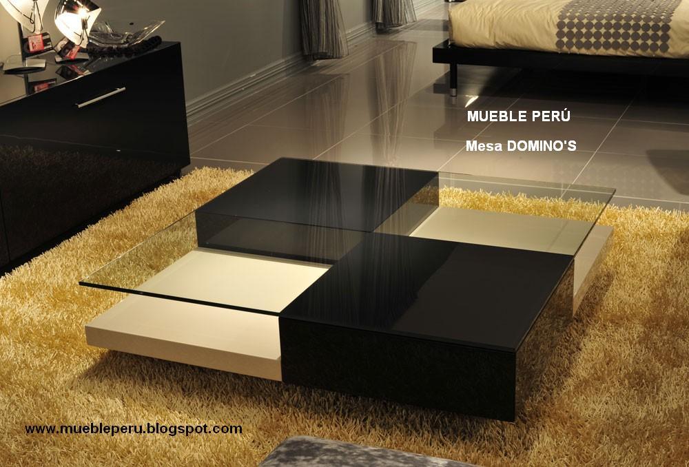 Mueble peru mesas de centro - Mesas de centro marmol ...