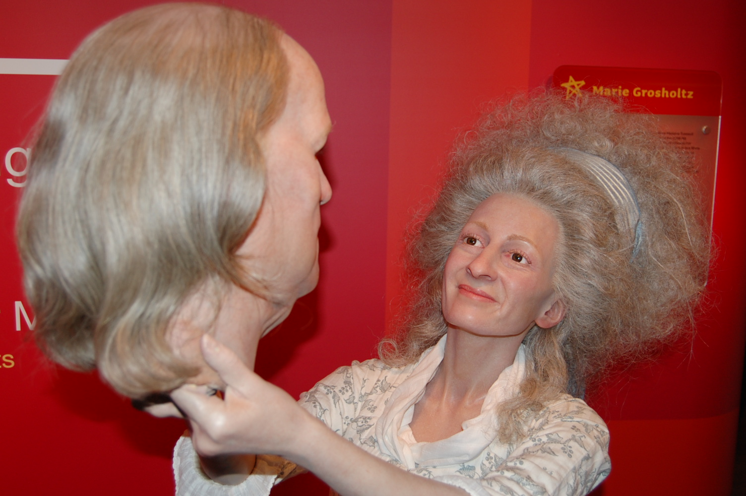 Guest Post with Author Michelle Moran Madame Tussaud  Giveaway open Worldwide