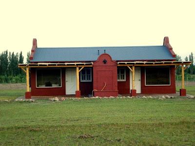 Casas de campo la josefina for Frentes de casas de campo