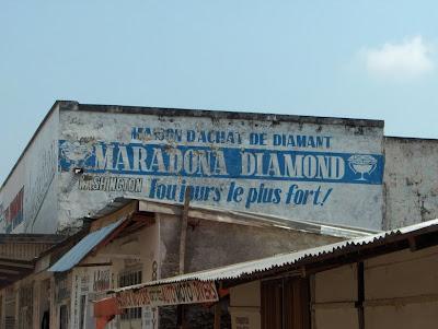 Maradona Diamond