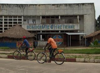 Biciclette a Kisangani