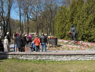 Unknown Soldier, Tallinn