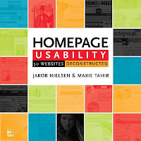Hompage Usability's cover