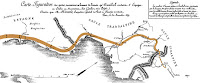 View Minard's companion map, of Hannibal's Alpine crossing
