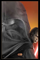 View the poster for Star Wars Episode III: Revenege of the Sith