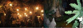 interior Bosque de las Hadas