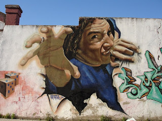 Graffiti Linares