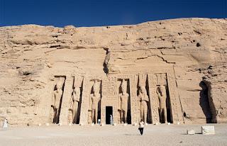 Templo Nefertiti Abu Simbel
