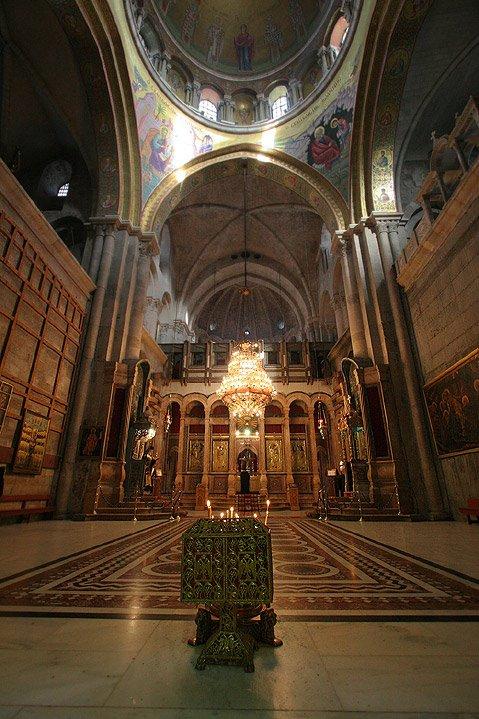 Igreja da Ressurreição, Santo Sepulcro - Jerusalém