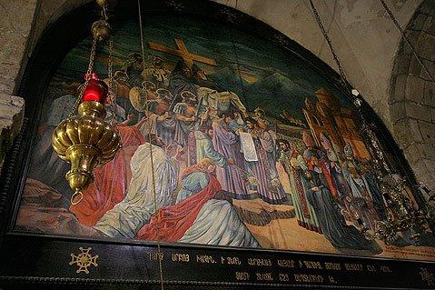 Igreja do Santo Sepulcro - Jerusalém