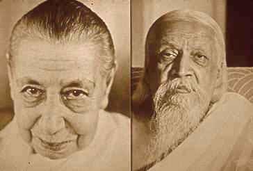 Madre y Sri Aurobindo