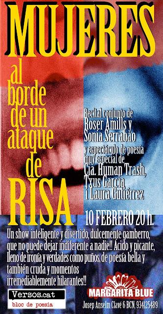 Recital Margarita Blue, 10 febrer