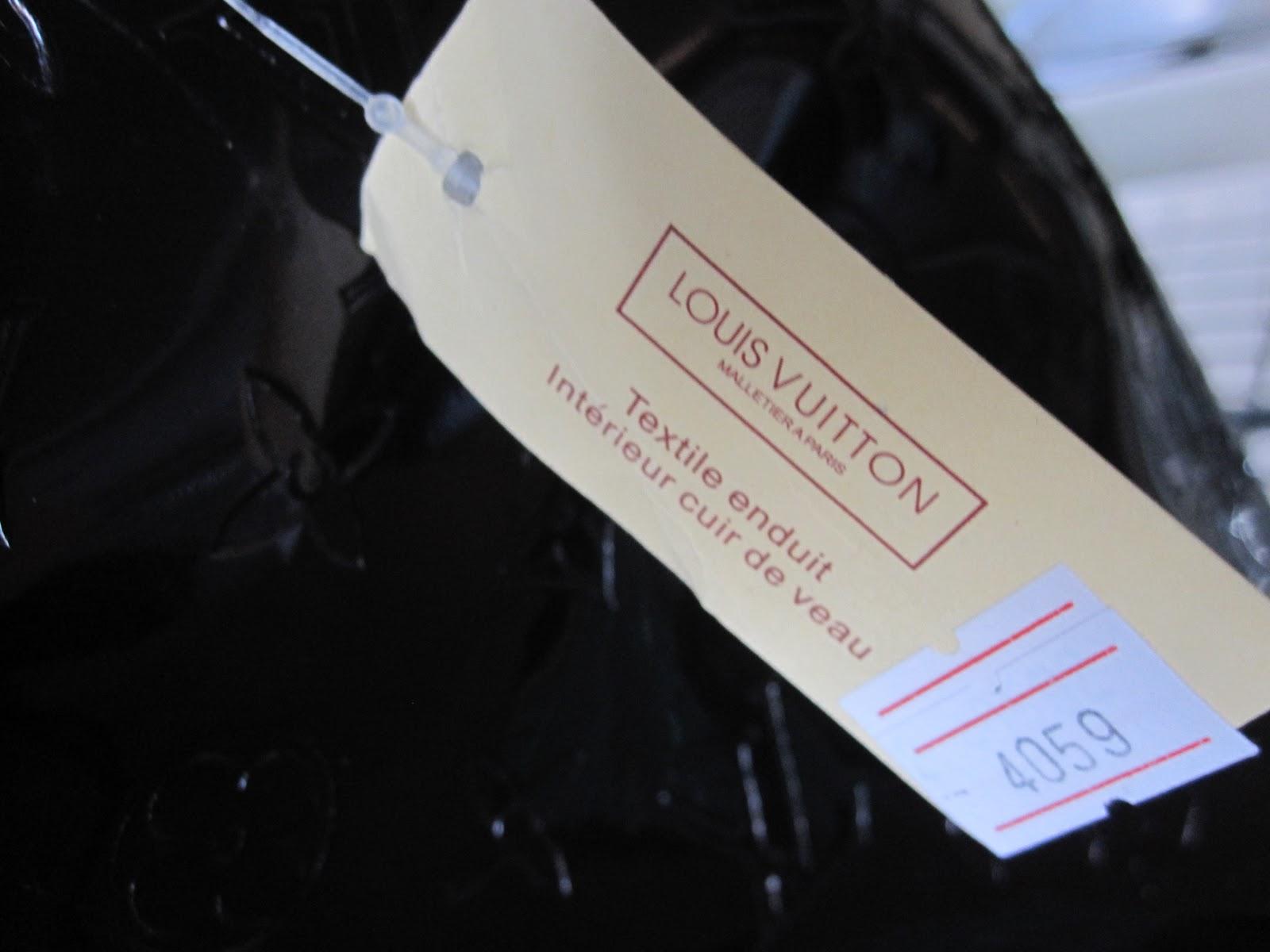 Louis Vuitton Man Made Interior Lining