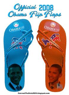Official 2008 Obama Flip-Flops