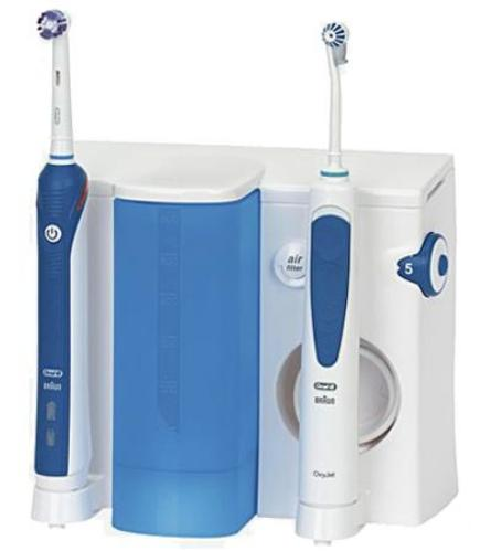 brosse a dents electrique oral b braun pro oxyjet 3000. Black Bedroom Furniture Sets. Home Design Ideas