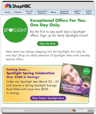 Shopnbc coupons