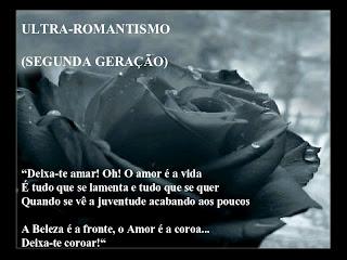 Alvares De Azevedo Ultra Romantismo
