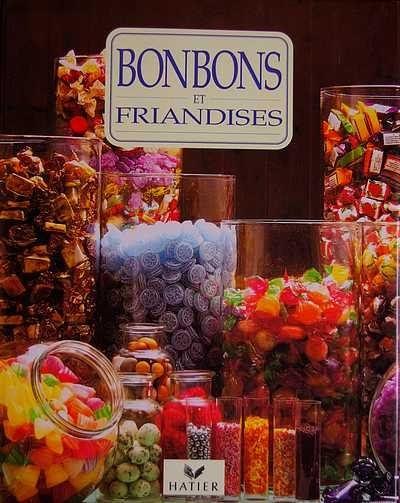 la bo te de bonbons livre bonbons et friandises 7l. Black Bedroom Furniture Sets. Home Design Ideas