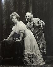 "Morbid Anatomy Death And Lady "" Vaudeville Turn Of"