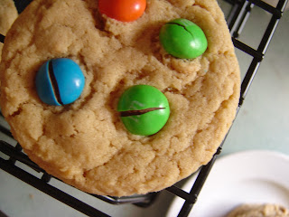 Triple PB Blast Cookies
