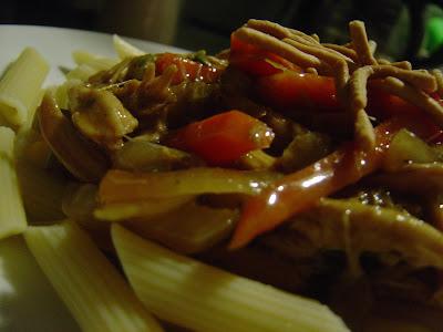 Chicken Chow Mein…or is it Chop Suey??