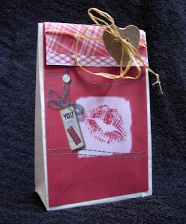 How to Make a Valentine Bagalope