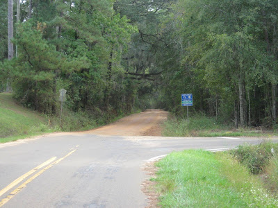 Old Magnolia Road, Leon County, Florida