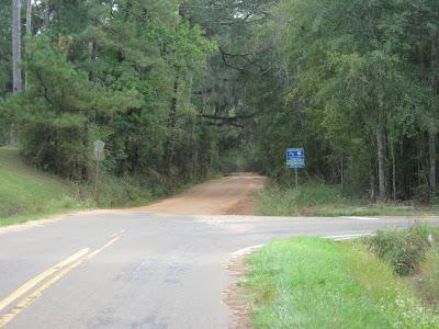 Old Magnolia Road, Leon County, Florida