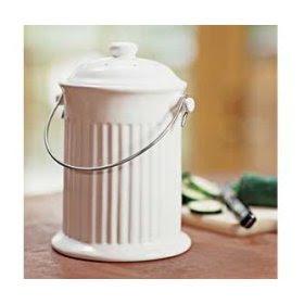 Kitchen Compost Crock by Gaiam