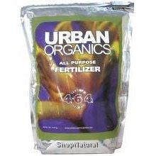 Urban Organics All Purpose Organic Fertilizer