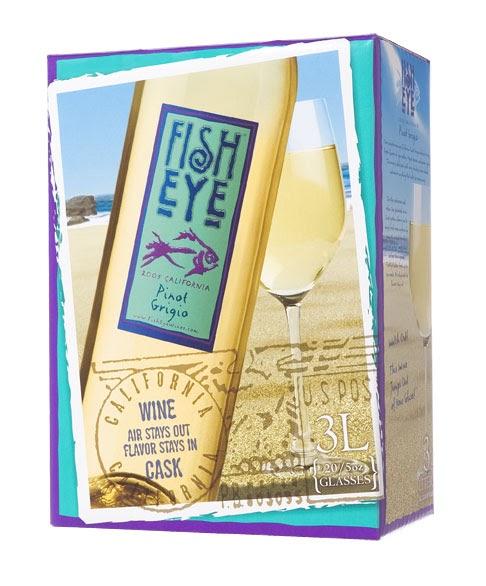 Wine is life fish eye pinot grigio for Fish eye wine