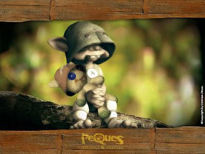 El nino mas pequeno del mundo