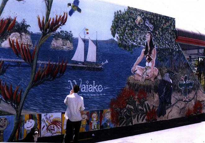Torbay mural