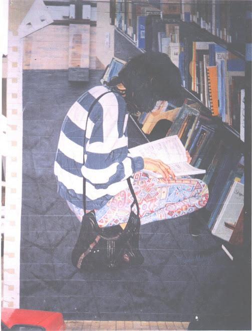 Orewa Library Mural